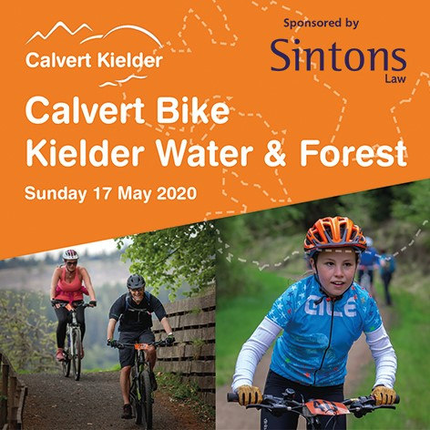 Calvert Bike Kielder Charity Ride 17th May 2020