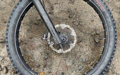 Vittoria Tyres Winter Testing