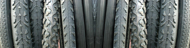 Bicycle Tyre Recycling at Bike4Health