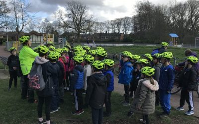 Join in with our May Half Term Cycling Club – Parents go Free!